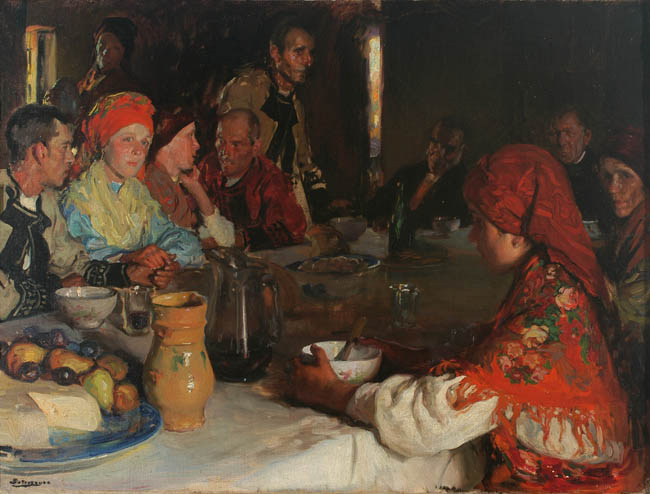 Generaci n del 13 artistas visuales chilenos avch mnba - Pintores zaragoza ...