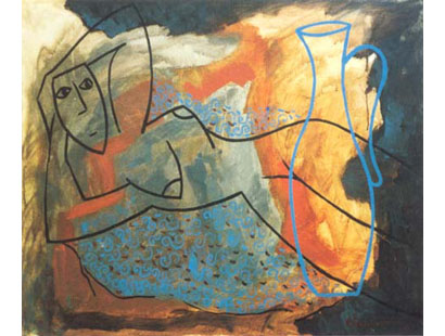 Francisco Valenzuela Durret - Artistas Visuales Chilenos, AVCh, MNBA