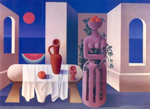 Mario Carreño - Artistas Visuales Chilenos, AVCh, MNBA